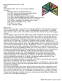 World of Girls Journey in a Day Lesson Plans