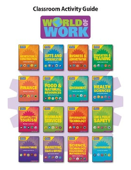 World of Work Classroom Activity Guide