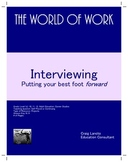 World of Work--Interviewing