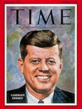 World or American History Final Project - TIME Magazine