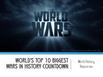 World's Top 10 Biggest Wars in History