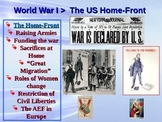 World war I : the Home-front and the AEF