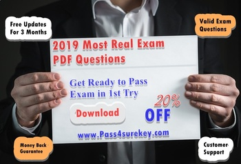 "World_Class 400-251 Braindumps ""PDF"" 2019 