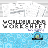 Worldbuilding Worksheet