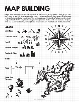 Worldbuilding Worksheets for Creative Writing