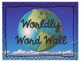 Worldly Word Wall