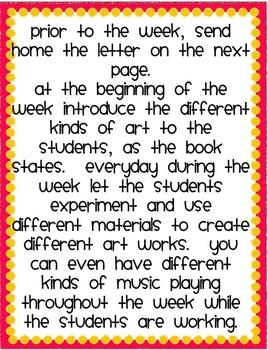 Worlds of Art, MMH Treasures 2nd Grade, Unit 6 Week 3
