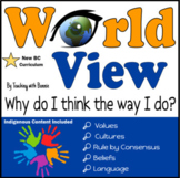 Worldview: Values, Beliefs, Culture, Differences: Explorin