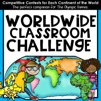 Worldwide Classroom Challenge Unit (Olympic Companion)