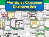 Worldwide Classroom Challenge Unit from Teacher's Clubhouse