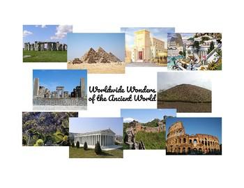 Worldwide Wonders of Ancient World - part 2
