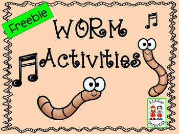 Worm Activities FREEBIE