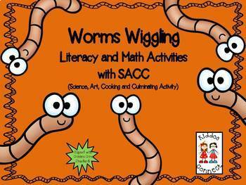 Worms Combo Deal--Worms Wiggling Unit and Worms Close
