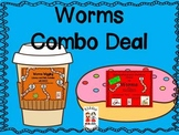 Worms Combo Deal--Worms Wiggling Unit and Worms Close bundle