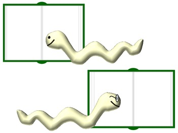 Worm Cutouts
