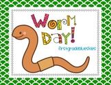 Worm Day Freebie Pack