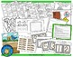 Worm Unit with Literacy and Math Activities for Preschool and Kindergarten