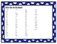 Worm Word Bingo - CVC, Digraphs, Double Final Consonants