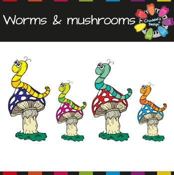 Worms & Mushrooms