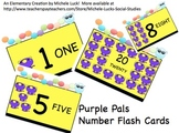 Wormy Classroom Flash Card & Bulletin Board Set BUNDLE!