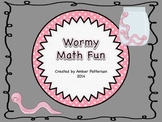 Wormy Math Fun