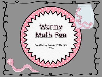Wormy Math Fun