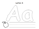 Wormy Letters