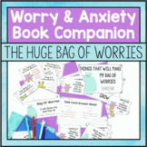 Worry And Anxiety Activities - The Huge Bag Of Worries