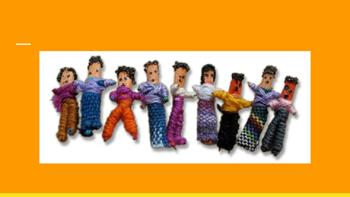 Worry Dolls of Guatemala