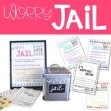 Worry Jail- Worry Jar
