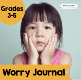 Worry Journal for Kids