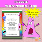 Worry Monster poem