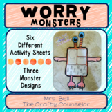 Worry Monsters (help kids cope with worry)