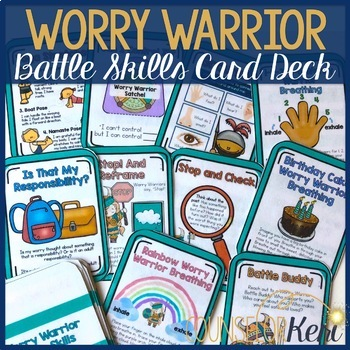 Worry Warriors: Group Counseling Program for Managing Anxiety and Worries