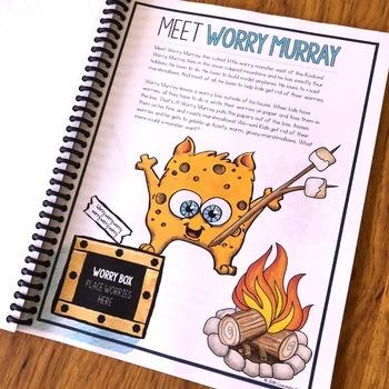 Worry Workbook: Worry Activities & Journal for Managing Worries