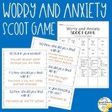 Worry and Anxiety Scoot Game