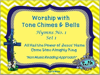 Worship with Chimes & Bells Music  ALL HAIL THE POWER & CO