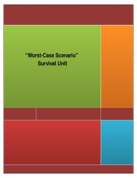 """Worst-Case Scenario"" Survival Readings Worksheet & Project"