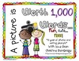 Worth 1,000 Words- a Fun Photo Project Freebie!