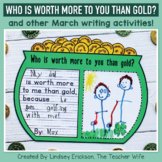 Worth More Than Gold (A Writing Craftivity) & MORE!