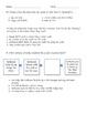 Worth Novel Study Chapter Assessments