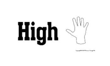 Would You Like to be Greeted With A Hug or High Five?