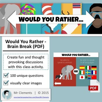 Would You Rather (PDF)