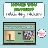 Would You Rather | Earth Day | Interactive Game | Seasonal Games