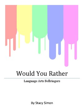 Would You Rather Grammar