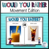 Would You Rather? Movement Game | Zoom Games