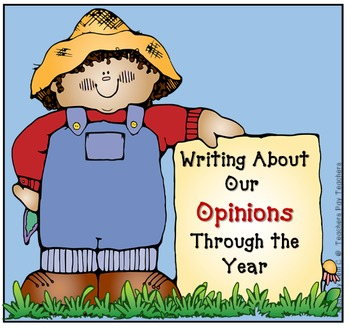 Opinion Writing For All Seasons