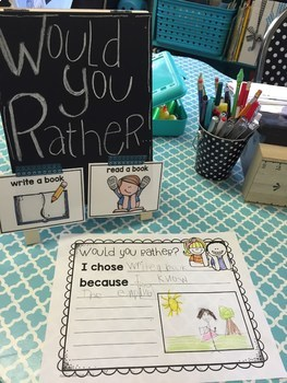 Would You Rather: Question, Answer, & Justify Bundle