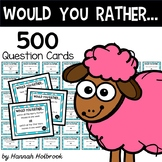 Would You Rather Questions: 500 Questions to Get Your Stud