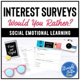 Would You Rather Student Survey   Google Classroom   Dista